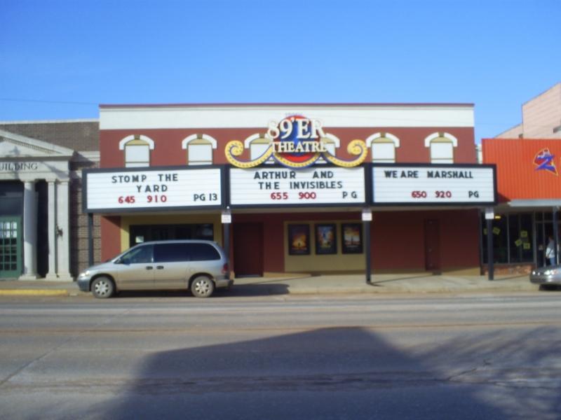 89'er Theatre